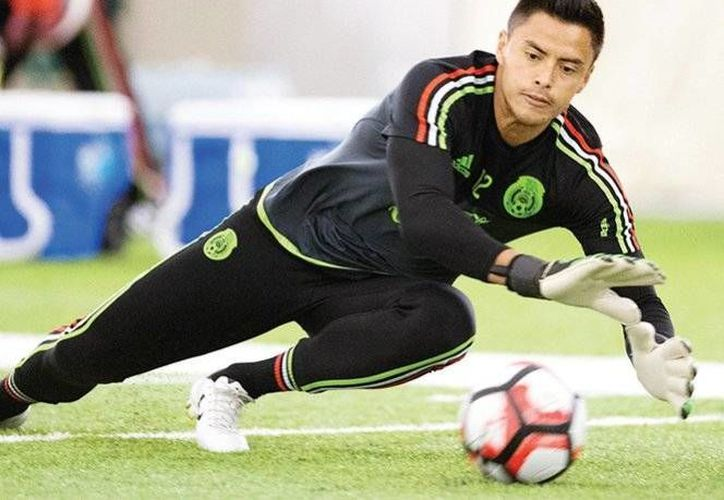 Talavera es el primer refuerzo confirmado por los directivos de la Selección Mexicana. En los próximos días dará a conocer a los otros dos jugadores que reforzarán a la oncena olímpica.(AP)