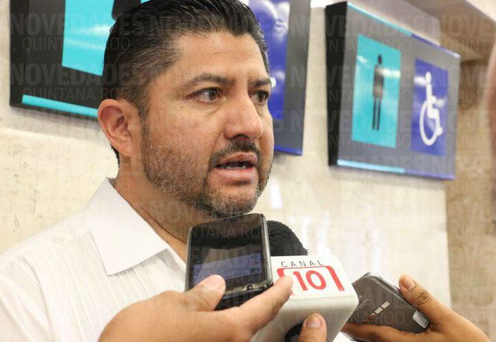 Aunque ya no presidirá el Teqroo, Víctor Vivas Vivas continuará como magistrado hasta el año 2022. (Benjamín Pat/SIPSE)