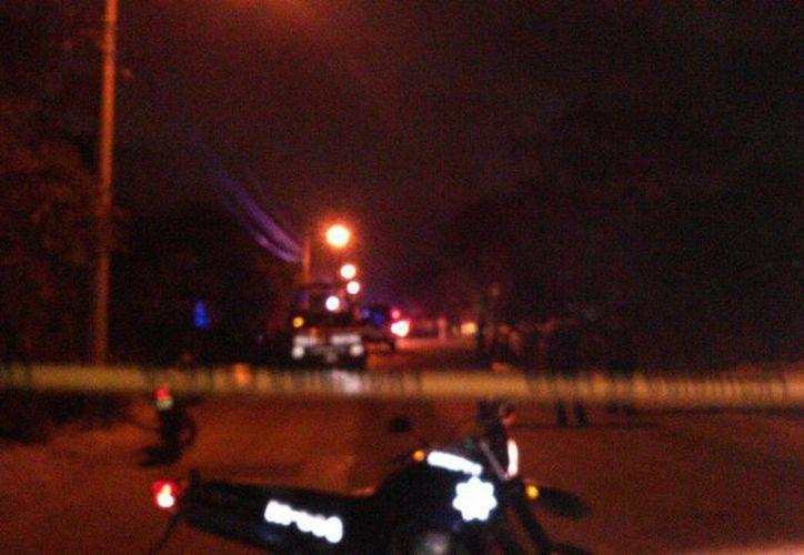Esta noche se reportó que en la Región 514 de Cancún se escucharon 20 disparos de arma de fuego. (Redacción/SIPSE)