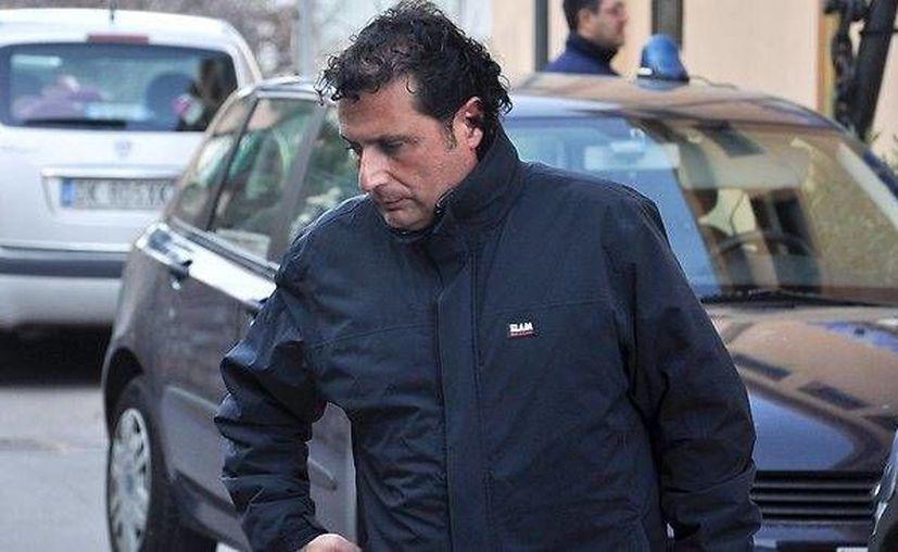 Schettino será el único acusado en este juicio, que comenzará el 9 de julio. (Archivo/AP)
