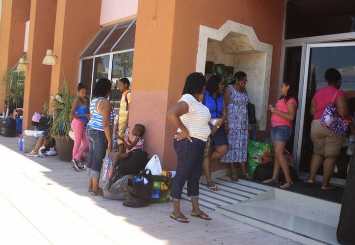 El turismo beliceño a dejado de visitar Chetumal para realizar compras. (Harold Alcocer/SIPSE)