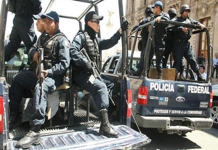 El entrenamiento de policías mexicanos se ha realizado en Texas en los últimos 18 años. (Archivo/Notimex)