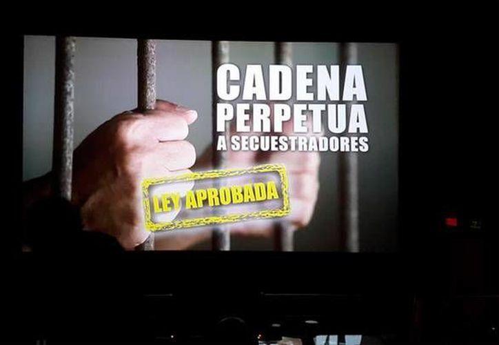 El PVEM incurrió en una falta grave al pagar a las salas de cine para emitir sus 'cineminutos', determinó el INE. (MVS Noticias)