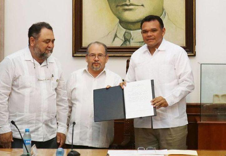 La nueva Casa del Médico estará en el Periférico Poniente, en la Reserva Territorial del Instituto de Vivienda de Yucatán. (Cortesía)