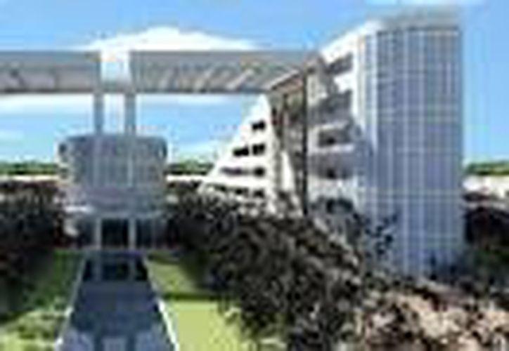 En la Universidad de Quintana Roo campus Cancún se invertirán 97 millones de pesos. (Redacción/SIPSE)