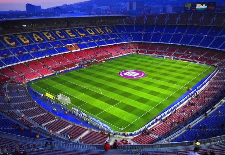 El Camp Nou fue inaugurado en 1957. (Infobae)