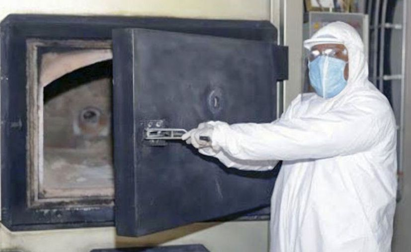 Increase the use of crematoria (Photo: File / SIPSE)