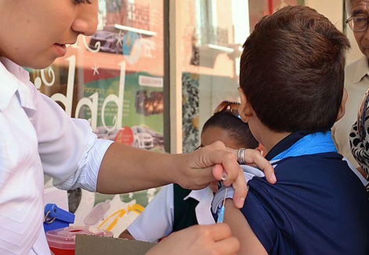 Recomiendan la vacunación. (Foto: Milenio Novedades)