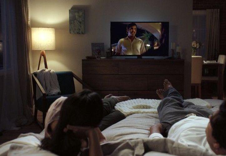 """""""Ver películas en Netflix"""" no siempre significa efectivamente verlas. (Internet)"""