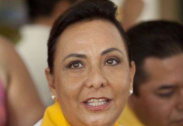 Graciela Saldaña Fraire dijo que el Gobierno del Estado no indicó cuál es el presupuesto que le corresponde a los municipios. (Víctor Ruiz/SIPSE)