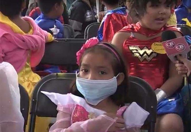 Este miércoles se conmemora el Día Mundial de la Lucha contra el Cáncer Infantil. (Excélsior)