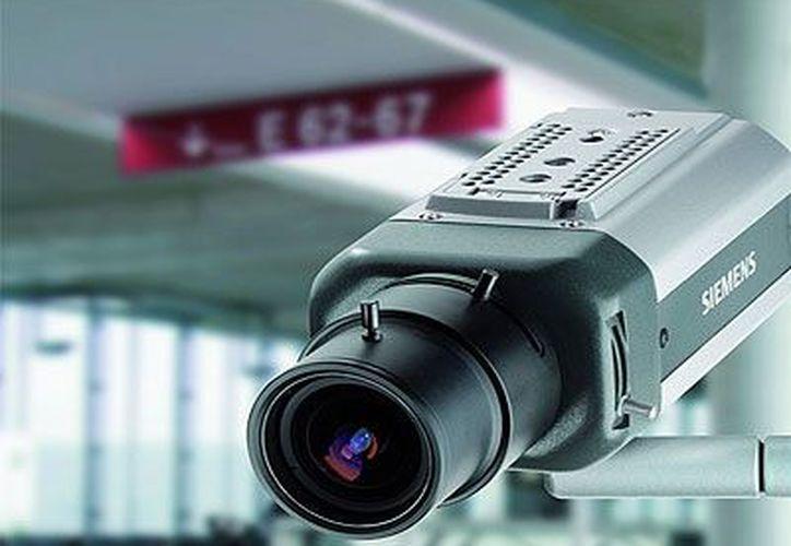 Los asaltantes estaban enmascarados y neutralizaban las alarmas de los negocios. (Agencias)