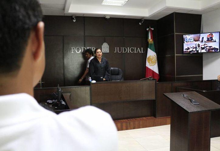 La convocatoria estará dirigida a los funcionarios judiciales de la zona sur, quienes podrán ascender al puesto de jueces estatales. (Harold Alcocer/SIPSE)