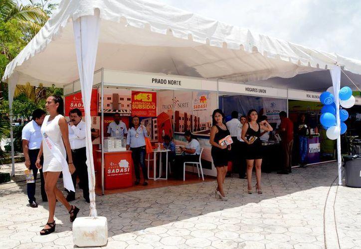 La feria albergará a 11 vivienderas de viernes hasta el domingo. (Victoria González/SIPSE)