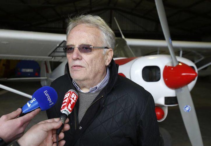 Klaus Radke, director del club de pilotos LSC Westerwald, rechazó las versiones de que Andreas Lubitz puso al avión en descenso intencional y lo estrelló. (Agencias)