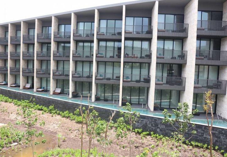 El del Kanai sería el segundo hotel Hyatt construido en la Riviera Maya. (Adrián Barreto/SIPSE)