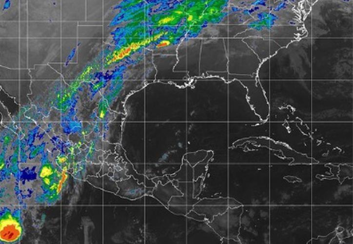 Se espera clima parcialmente nublado en gran parte de la Península de Yucatán. (Conagua)