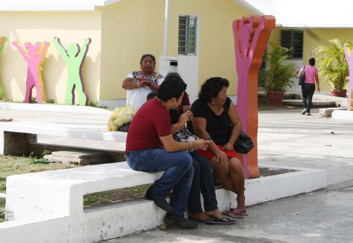 Cuando las parejas se separan buscan el apoyo del DIF. (Yenny Gaona/SIPSE)