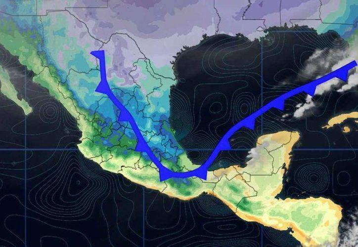 Las probabilidades de lluvia en Quintana Roo son altas. (Conagua)