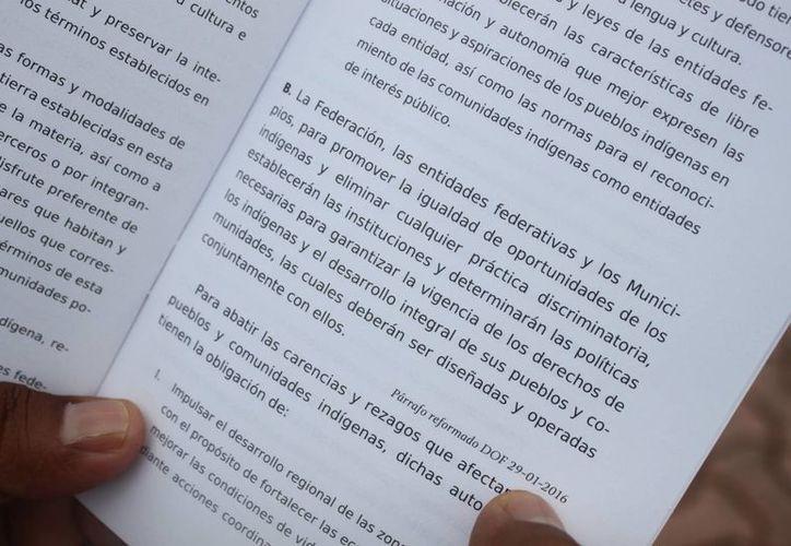 Buscan un traductor para ayudar a un indígena  tzetzal se encuentra recluido en la cárcel de Playa del Carmen acusado de abuso. (Daniel Pacheco/SIPSE)