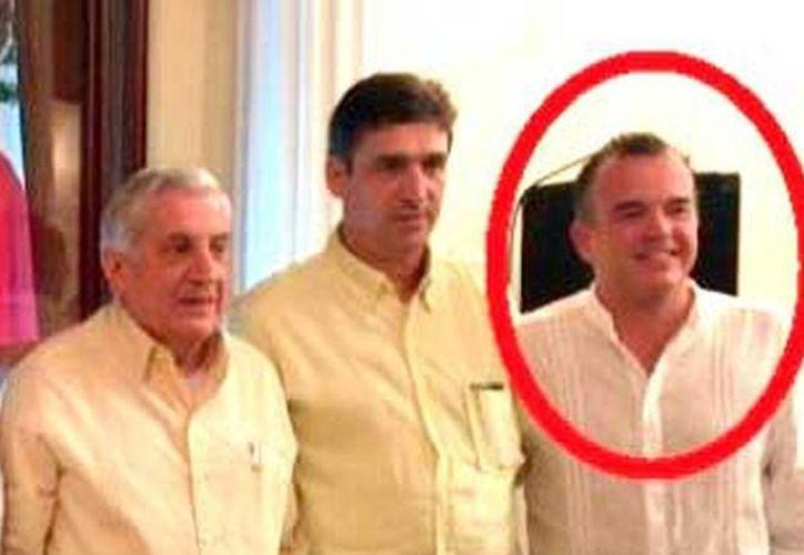 El nombramiento de Loaiza sucedió durante el mandato de Félix González Canto. (David de la Fuente/SIPSE)