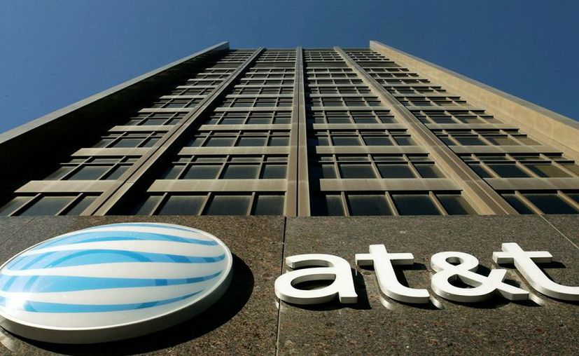 AT&T es una compañía estadounidense de telecomunicaciones. (Foto: Internet)