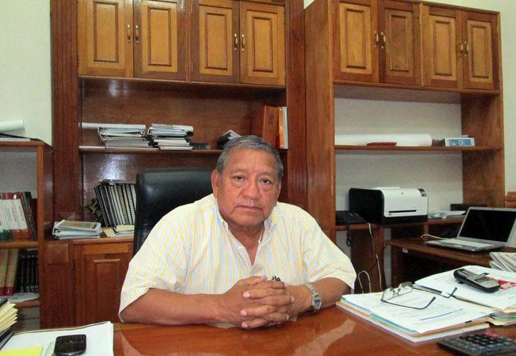 Daniel Quintal Ic reveló inversiones en Unidades Mixtas de Frontera. (Milenio Novedades)
