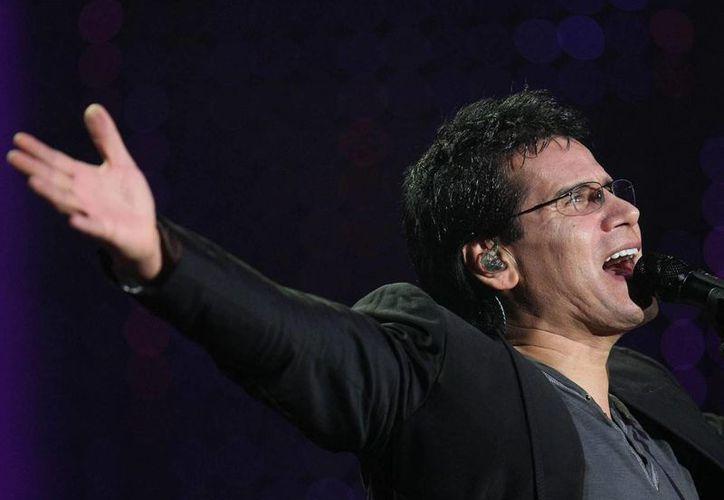 El cantante cristiano se presentará en Cancún el 24 de octubre, en la Plaza de Toros. (Redacción/SIPSE)
