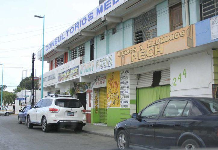 Al menos el 35% de las empresas de Quintana Roo han sido víctimas de un delito. (Harold Alcocer/SIPSE)