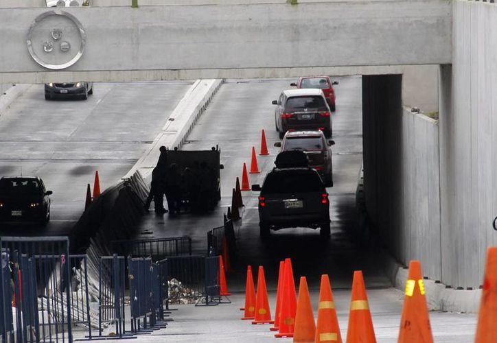 El carril a reparar ahora es el de dirección norte-sur, que será cerrado el miércoles 10. (SIPSE)