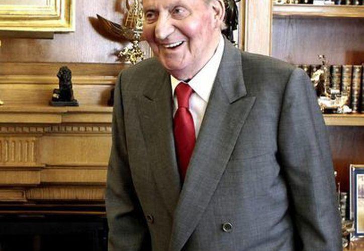 Juan Carlos fue operado de dos hernias de disco en la región lumbar el pasado 3 de marzo. (Agencias)