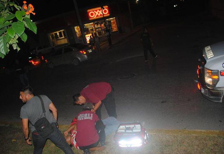 Un joven perdió la vida al ser herido por resistirse a un asalto en Playa del Carmen. (Redacción/SIPSE)