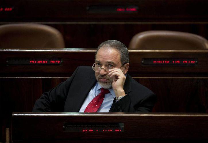 El ministro de Exteriores de Israel, Avigdor Lieberman, dijo que la decisión de los trabajadores daña al estado de Israel. (EFE/Archivo)
