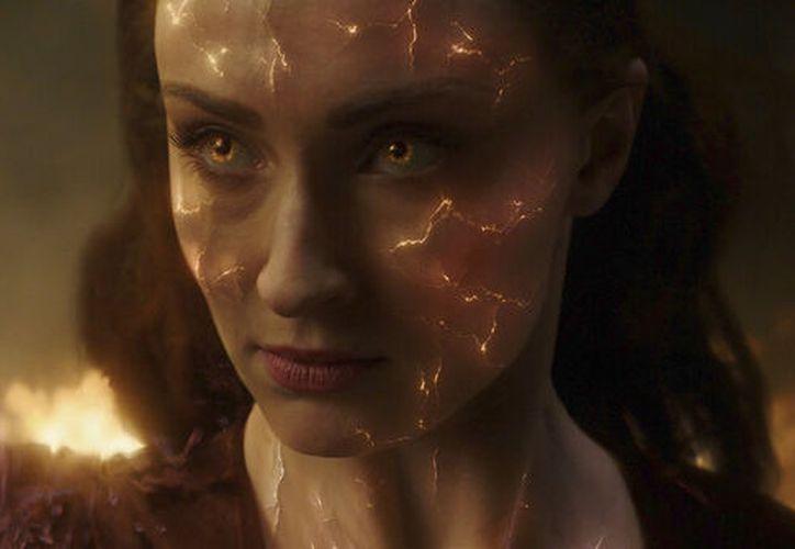 """""""Dark Phoenix"""" es el primer gran filme de 20th Century Fox en ser lanzado por Walt Disney Co. (Twentieth Century Fox via AP)"""