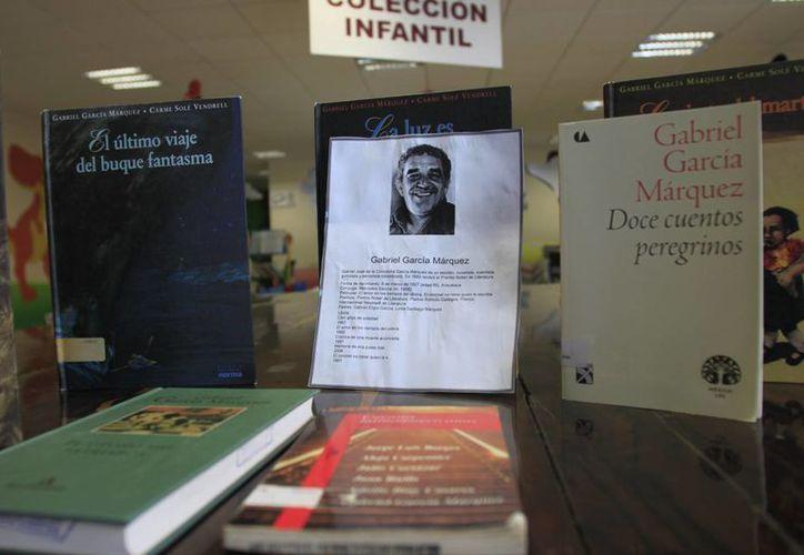 Uno de los principales objetivos que persigue la Red de Bibliotecas públicas es difundir el hábito de la lectira a la población de todas las edades, destacó su directora, Elvira Aguilar Angulo. (Jorge Carrillo/SIPSE)