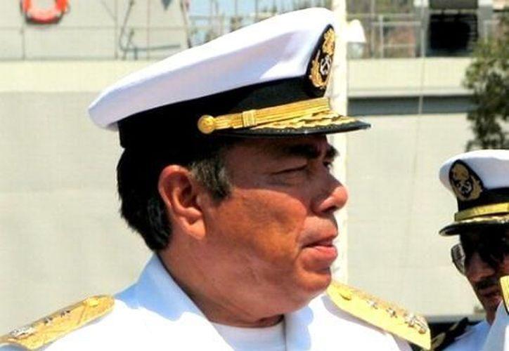 Al frente de Tuxpan se queda el Almirante Arturo Bernal Carrasco. (monitorguaymas.com)