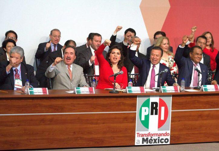 Los resultados de los análisis de César Camacho e Ivonne Ortega no se harán públicos. (Archivo/Notimex)