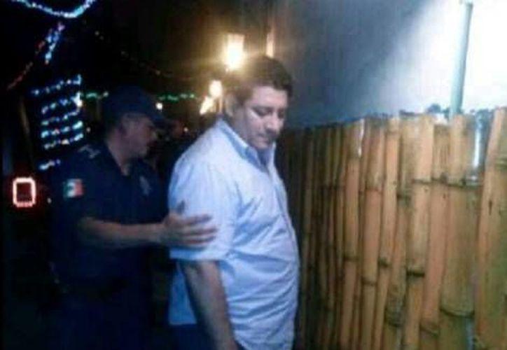 Ex alcalde de Tapachula fue detenido por extorsión: PGJE (Milenio)