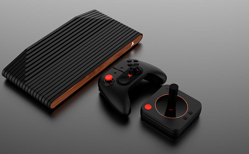La nostálgica consola de Atari ya tiene nombre oficial