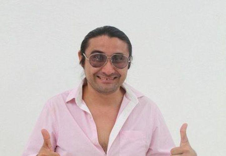 El comediante Ricardo del Río 'Taco de Ojo' presentará esta noche una parodia de un obra de Gabriel García Márquez. (Archivo/Milenio Novedades)