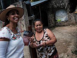 José María Morelos necesita de todos: Marybel Villegas