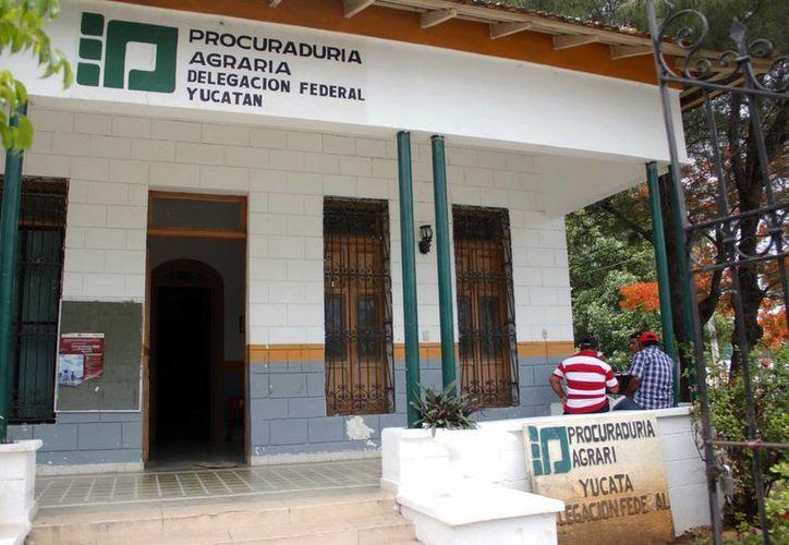 La Procuraduría Agraria respalda el planteamiento de que los ejidatarios renten sus tierras. (SIPSE)