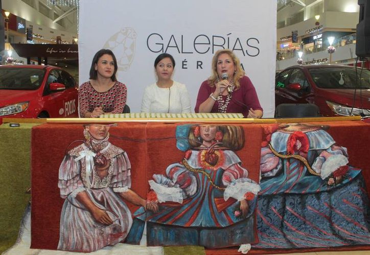 Malena Peón, una artista yucateca, ha trascendido fronteras. Su obra pictórica será expuesta en un importante festival internacional con sede en la Ciudad de México. (SIPSE)