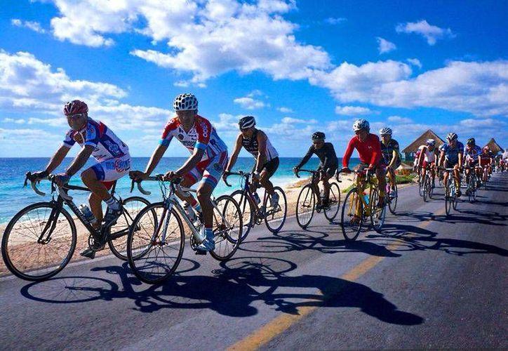 En la carrera se espera contar con una participación de aproximadamente mil ciclistas. (Cortesía/SIPSE)