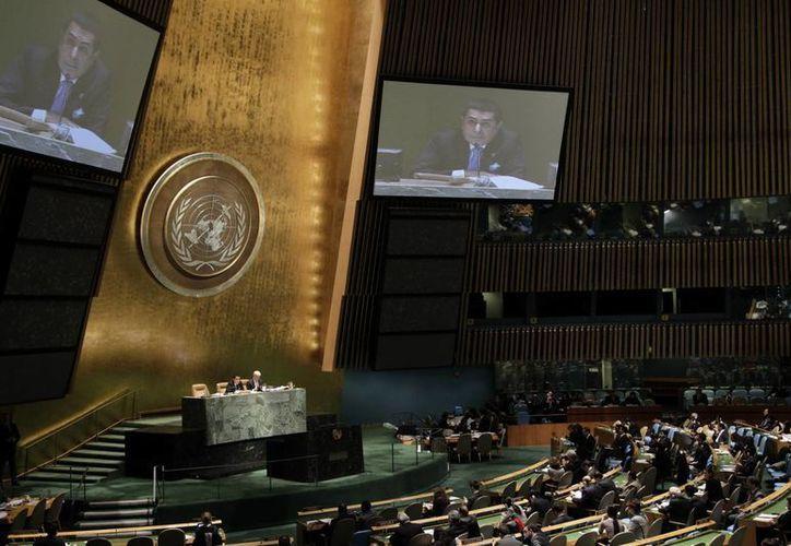 La votación tuvo lugar después de un debate en el que todos los intervinientes, salvo el representante de EU, se manifestaron de forma unánime en contra de las medidas estadounidenses. (Archivo/EFE)