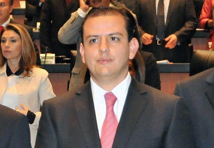 Fernando Galindo: en la reforma hacendaria seguramente se van a integrar los recursos que se van a asignar a municipios del país. (shcp.gob.mx)