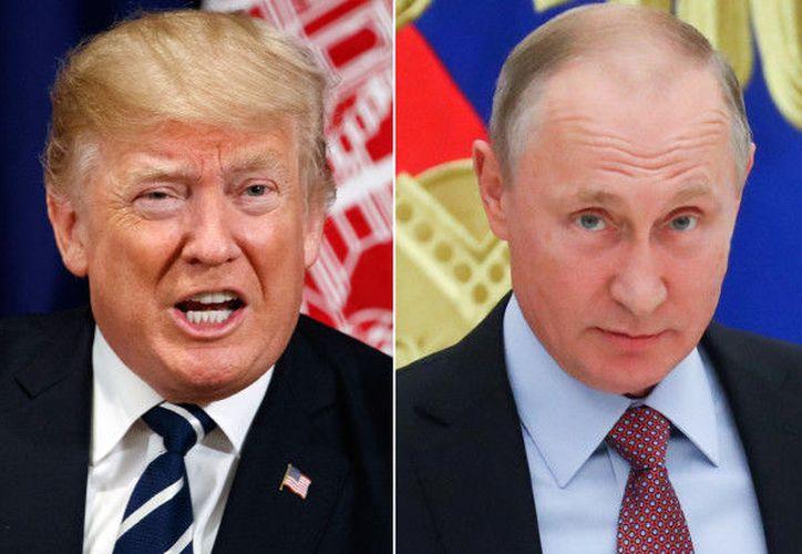 Aunque ambos mandatarios revelaron ser inteligentes, Putin tiene esta cualidad más desarrollada. (NY Post)