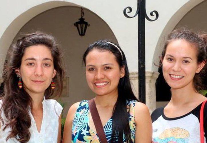 El intercambio de estudiantes 'traerá' a Yucatán a más de 200 alumnos tanto nacionales como extranjeros, entre ellos algunos normalistas. (Milenio Novedades)