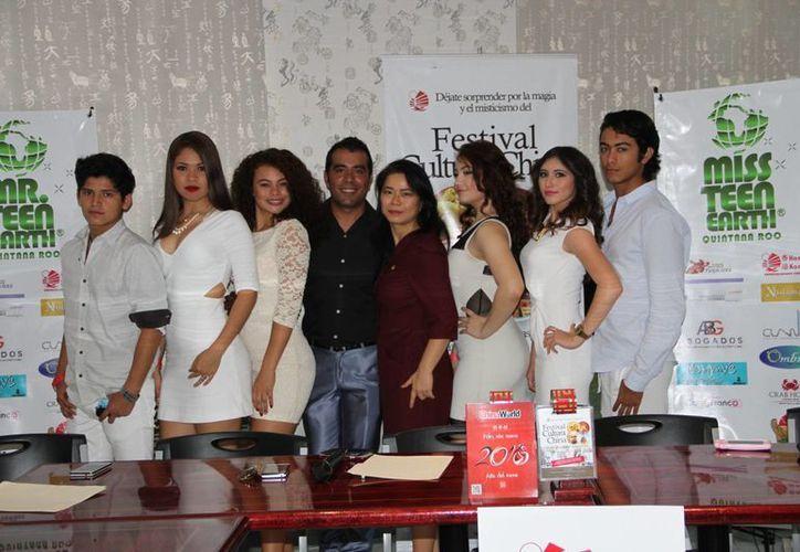 El concurso de belleza está enfocado en jóvenes de 16 a 19 años. (Tomás Álvarez/SIPSE)