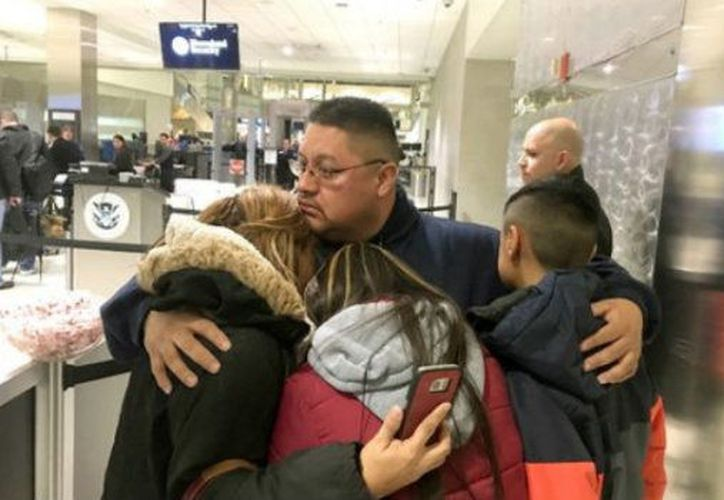 El mexicano fue informado de su situación en noviembre del año pasado, pero la defensora logró aplazar la deportación. (Foto: Radio Fórmula)